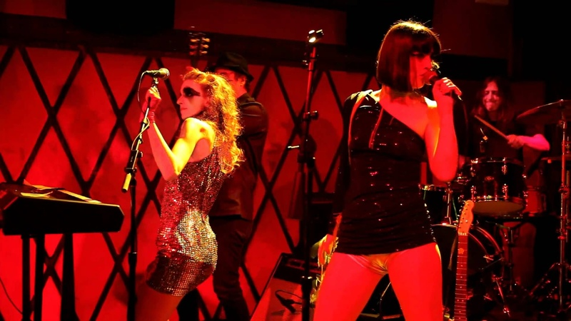 17.09.2010 - The Power (Live @ Rockwood Music Hall)
