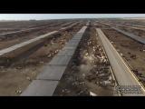 ВСЕПОГЛОЩАЮЩЕЕ ЖИВОТНОВОДСТВО California cattle feedlot global warming drone video climate change