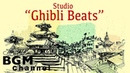 Studio Ghibli Jazz Beats Wind Forest / 風のとおり道 - Relaxing Cafe Beats - Stress Relief Music