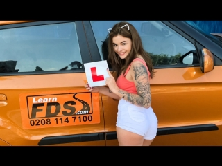 Lara Duro  [ Sex car driver school tits suck dick cock Busty fucks fake fan teen cock Slut whore Bitch wife секс порно молодая ]