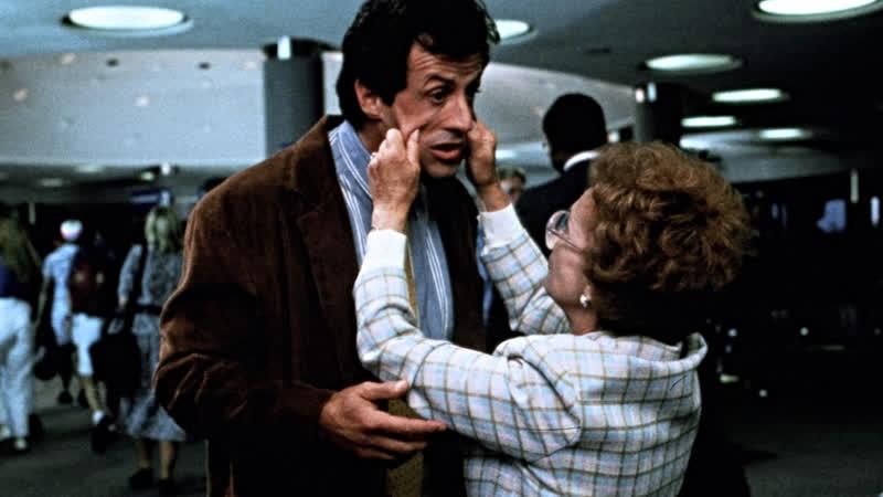 Очень старый анонс фильма «Стой! Или моя мама будет стрелять» на «Первом канале» - «Stop! Or My Mom Will Shoot» 1992 год