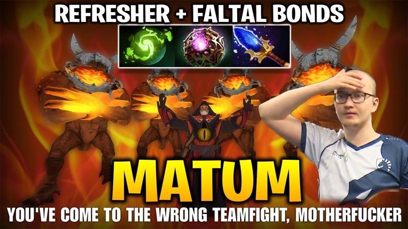 Matumbaman Warlock Refresher Mid EZ FATAL BONDS