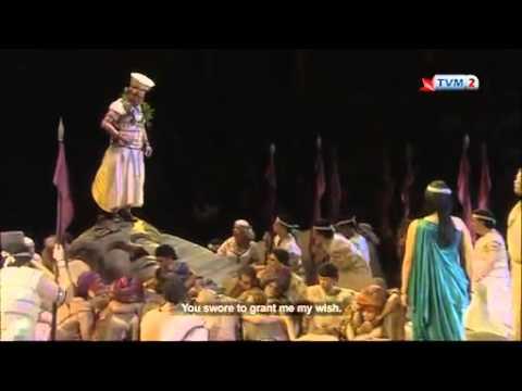 Giuseppe Verdi - AIDA - at the Royal Albert Hall - London