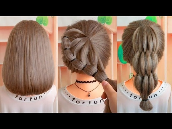 Hairstyles tutorials for girls   TOP 28 Amazing Hairstyles Tutorials Compilation   2018