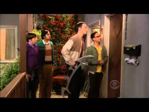 The Big Bang Theory The Zarnecki Incursion 4x19 Promo