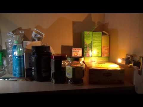 Светодиодное освещение в шкафу
