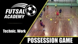 The doors protection - possession ball game warm up