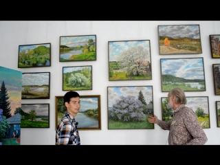 Герман Травников: об искусстве и не только / Большое откровенное интервью / Поколение 45