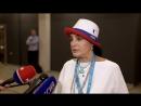 Ирина Винер-Усманова: «Сегодня я довольна. Девочки показали свой максимум»