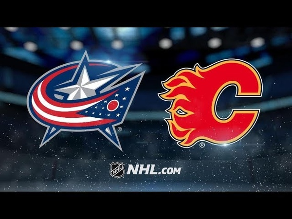 Columbus Blue Jackets vs Calgary Flames | Mar.19, 2019 | Game Highlights | NHL 201819 | Обзор матча