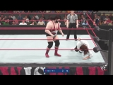 REVboxWrestling WWE 2K18 RAW IS WAR WEEK 8 ALL OUT WAR MONDAY NIGHT WAR UNIVERSE
