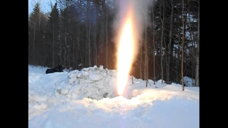 2 inch ракета AMIK