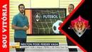 Vitória deve ter novo ataque para jogo contra a Chapecoense