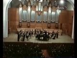 И.С. Бах.Концерт ре минор. Исполняет Святослав Рихтер