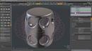 MODO 12.1 UV and Mesh Fusion Enhancements