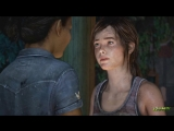 Ellie and Riley Kiss Scene - The Last of Us Left Behind
