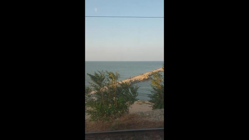 Респ.Дагестан.Махачкала.Каспийское море.25.09.18