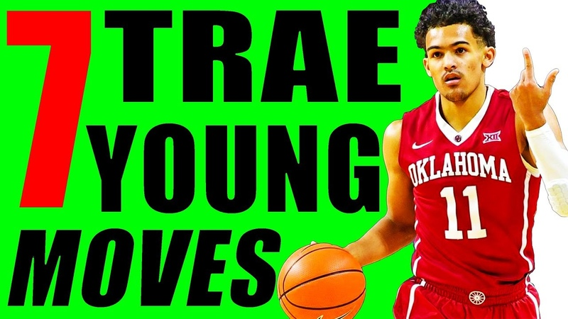 Trae Young SMOOTH Crossover Moves Ankle Breakers! Basketball Dribble Moves