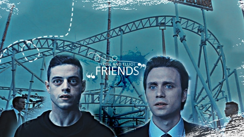 • friends [tyrellelliot]