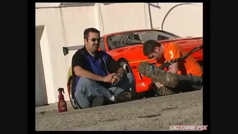 Craig Liebermans Toyota Supra