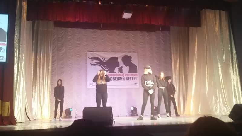 ОТБИТЫЕ ВОЛОНТЕРЫ. Молодежный фестиваль СВЕЖИЙ ВЕТЕР г.Радужный
