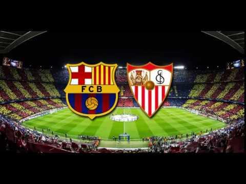 Прогноз видео прогноз на матч Барселона Севилья 20 октября 2018 Испания Ла Лига Тур 9