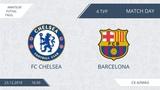 23.12.2018 Chelsea- Barcelona. Nizhny Tagil. Afl.