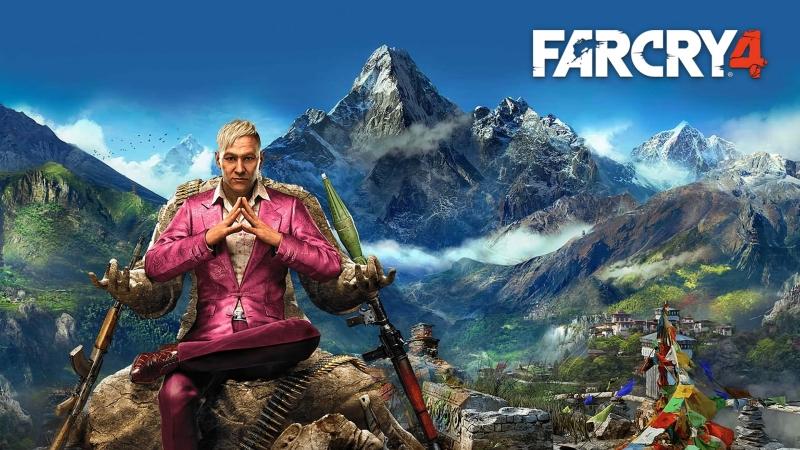 ⚡ «Far Cry 4» Stream №10 [PC Controller](18)