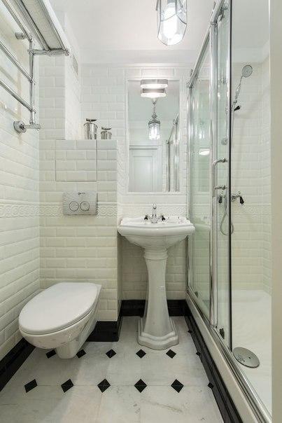 Малогабаритная однокомнатная квартира площадью 28,8 кв.