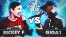 THE DREAM CUP: j3ll (GIGA1) vs 4APP13 (Rickey F) 4 ЭТАП