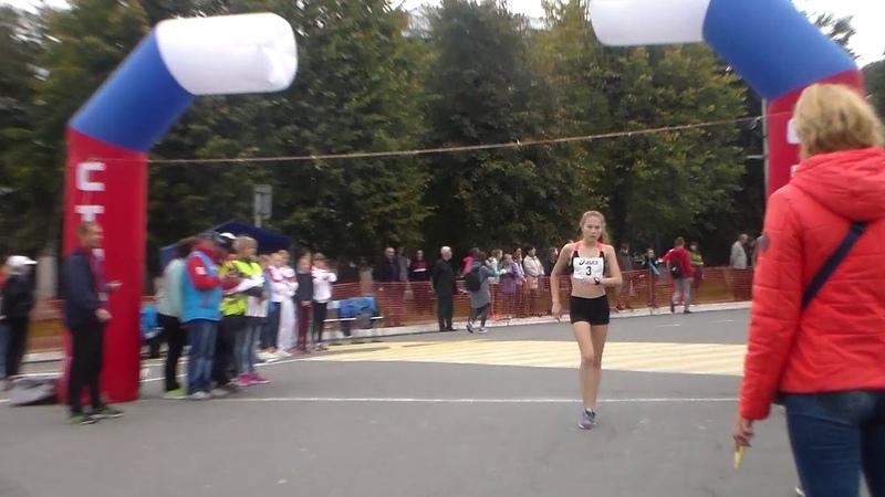 XXI Всероссийские соревнования скороходов в Буе 16.09.18.(ч.4)