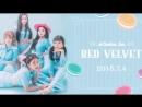 180616 Red Velvet @ Tokai Radio「Hello Korea!」