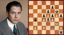 Шахматы Нимцович Капабланка ШЕДЕВР шахматной стратегии от Чемпиона Мира