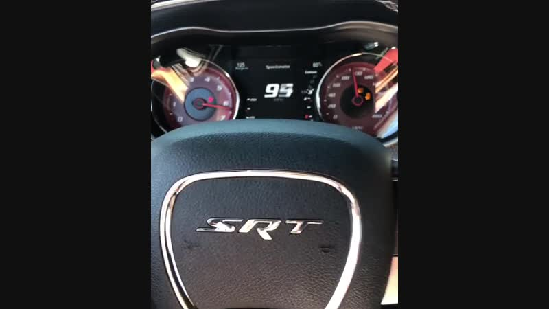 Dodge - Charger (SRT) мильч