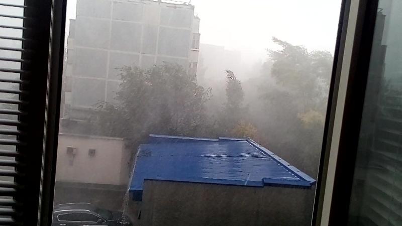 Ужасный ливень