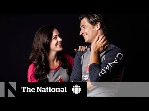 Canada's star Olympic skaters Virtue, Moir set sights on gold