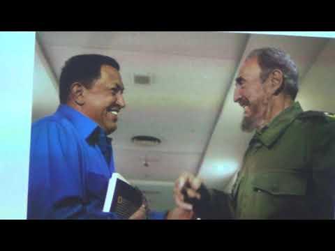 На встрече посвященной памяти легендарного вождя кубинской революции Фиделя Кастро
