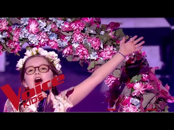 Whitney Houston I have nothing Emma The Voice Kids France 2018 Finale