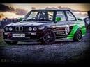 BMW E30 4.0 V8 Drift Car Build