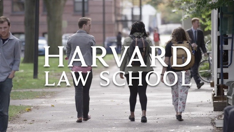 Inside Harvard Law School