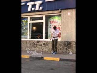 Танцор рядом с Вавилонией 29.7.2018 Ростов-на-Дону Главный