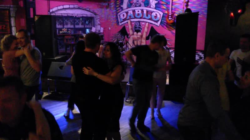 BAILA! A LATIN DANCE PARTY! / BACHATA (1) (16-06-19)