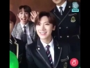 Hyuck barged into the vlive to drag lucas out