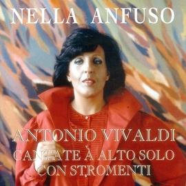 Antonio Vivaldi альбом Vivaldi: Cantate à Alto solo con stromenti