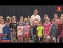 Арина Соболенко провела мастер класс для более 150 мальчиков и девочек