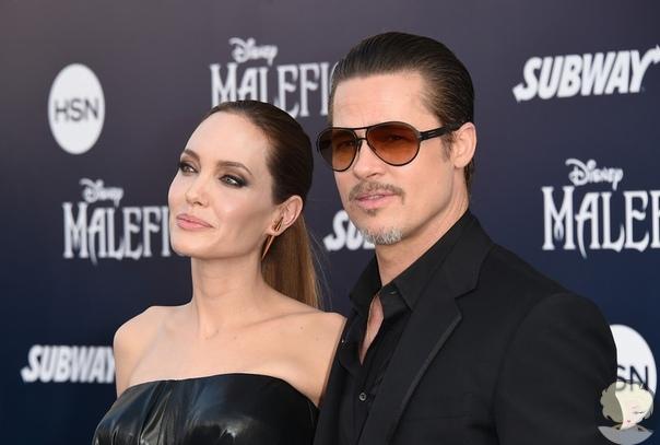 Питт и Джоли официально сменили статус