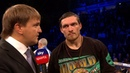 POST FIGHT: Oleksandr Usyk expected Tony Bellew gameplan talks potential move to heavyweight