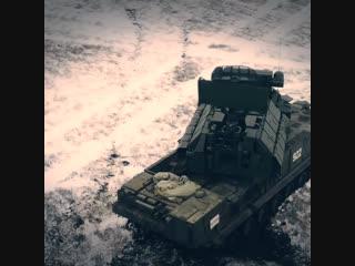 Зенитчики сухопутных войск в деле