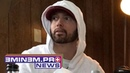 Eminem and the Make-A-Wish Foundation fulfill fans dreams. Em met with fans at the Governors Ball