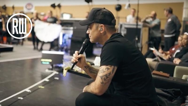Robbie Williams | Vloggie Williams Episode 71 - Vegas Rehearsals